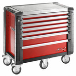 Facom JET.7M5 - 7 Drawer Tool Cabinet (Red)