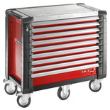 Facom JET.9M5 - 9 Drawer Tool Cabinet (Red)