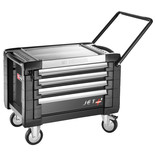 Facom JET.CR4GM3 - 4 Drawer Rolling Tool Chest (Black)