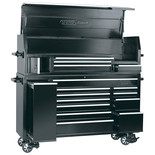 "Draper TC4LC/TC11C/72 72"" Combined Roller Cabinet and Tool Chest (15 Drawer)"