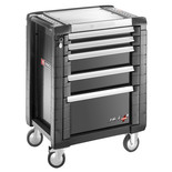Facom JET.5GM3 - 5 Drawer Tool Cabinet (Black)