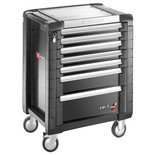 Facom JET.7GM3 - 7 Drawer Tool Cabinet (Black)