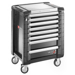 Facom JET.8GM3 - 8 Drawer Tool Cabinet (Black)