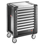 Facom JET.9GM3 - 9 Drawer Tool Cabinet (Black)