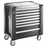 Facom JET.8GM4 - 8 Drawer Tool Cabinet (Black)