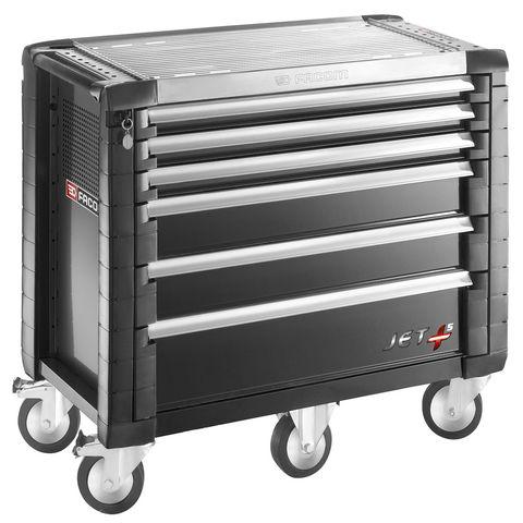Facom Facom JET.6GM5 – 6 Drawer Tool Cabinet (Black)