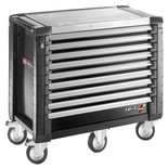 Facom JET.9GM5 - 9 Drawer Tool Cabinet (Black)