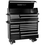 "Draper TC5C/RC11C/56C 56"" Roller Tool Cabinet and Tool Chest (16 Drawer)"