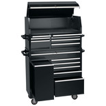 "Draper TC7C/RC6LC/42C 42"" Combined Roller Cabinet and Tool Chest (13 Drawer)"