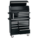 "Draper TC4LCRC12C/42C 42"" Combined Cabinet and Tool Chest (16 Drawer)"
