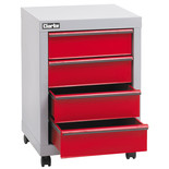 Clarke CC600P 4 Drawer Mobile Cabinet