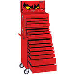 Teng Tools TC816SV Professional Quality 16 Drawer 8 Series SV Stack System