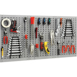 Clarke CWR45C Wall Storage Pegboard Set