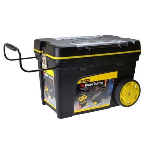 Image of Stanley Stanley 'Pro' Mobile Job Chest 1-92-902