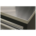 Sealey APMS50SSC Modular Stainless Steel Worktop 2040mm