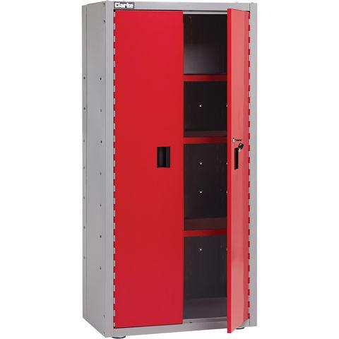 Image of Clarke Clarke CC76 2 Door Tall Locker Cabinet