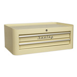 Sealey AP28102 Mid-Box 2 Drawer Retro Style (Cream)