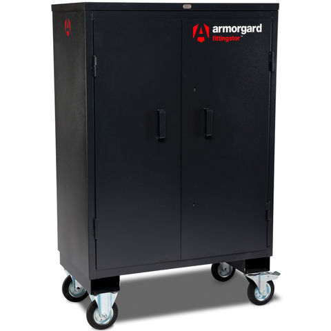 Armorgard Armorgard FC4 Mobile Fittings Cabinet