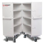 Armorgard FC5 FittingStor Mobile Cabinet