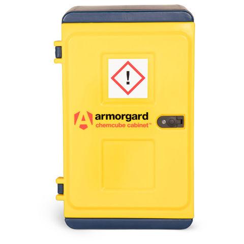 Image of Armorgard Armorgard CCC1 Chemcube Cabinet