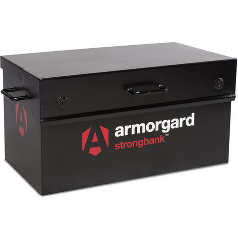 Image of Machine Mart Xtra Armorgard SB1 StrongBank Ultra Strong Vanbox