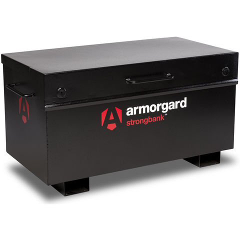 Image of Machine Mart Xtra Armorgard SB2 StrongBank Ultra Strong Sitebox
