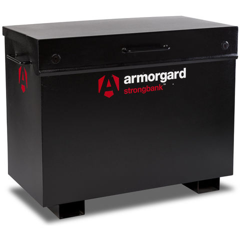 Image of Machine Mart Xtra Armorgard SB3 StrongBank Ultra Strong Sitebox