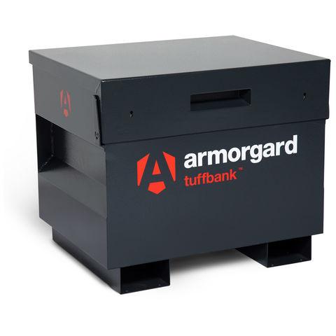 Image of Machine Mart Xtra Armorgard TB21 TuffBank Sitebox