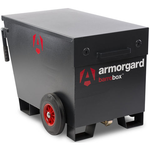 Image of Machine Mart Xtra Armorgard BB2 BarroBox Mobile Site/Security Box
