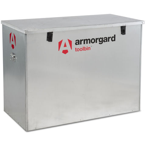 Image of Machine Mart Xtra Armorgard GB3 ToolBin Lightweight Tool Storage Bin