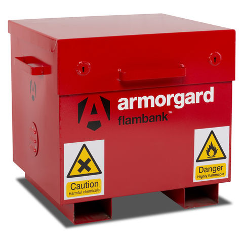 Image of Machine Mart Xtra Armorgard FB21 FlamBank Hazardous Substances Vault