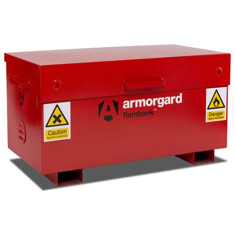 Image of Machine Mart Xtra Armorgard FB2 FlamBank Hazardous Substances Vault