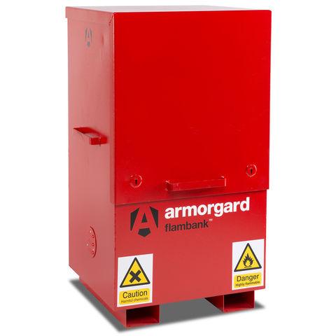 Image of Machine Mart Xtra Armorgard FBC2 FlamBank Hazardous Substances Chest