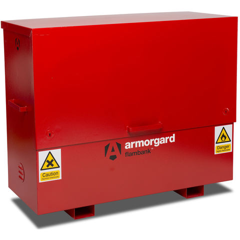 Image of Armorgard Armorgard FBC5 FlamBank Hazardous Substances Chest