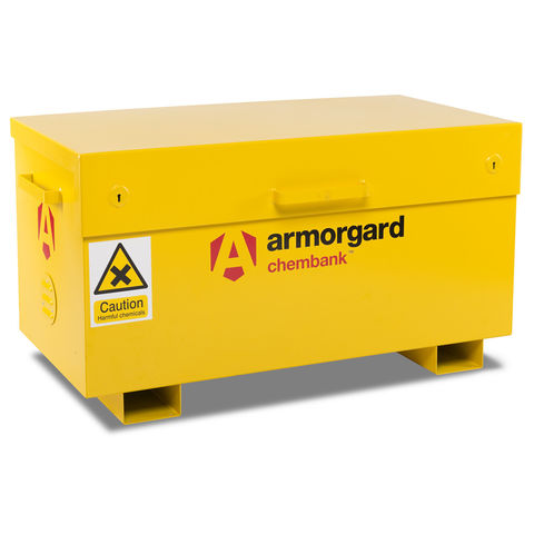 Image of Machine Mart Xtra Armorgard CB2 ChemBank Chemical Storage Vault