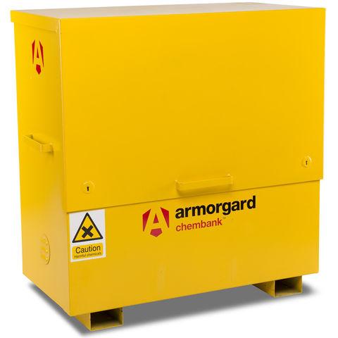 Image of Armorgard Armorgard CBC4 ChemBank Chemical Storage Vault