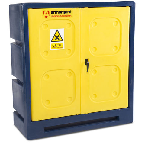 Image of Machine Mart Xtra Armorgard CCC3 ChemCube Chemical Storage Cabinet