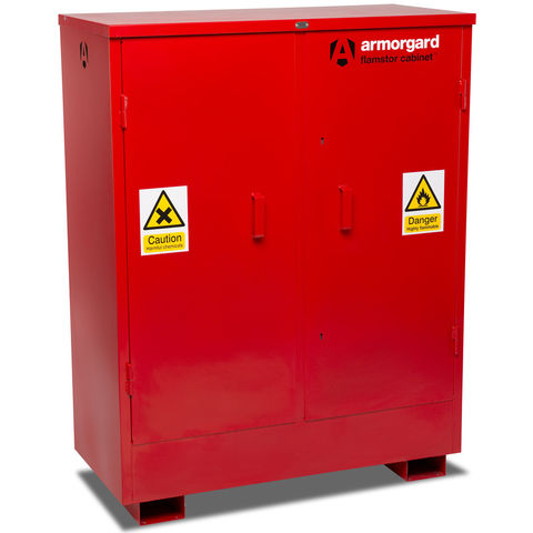 Image of Machine Mart Xtra Armorgard FSC3 FlamStor Hazardous Substances Cabinet