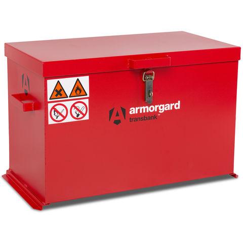 Image of Machine Mart Xtra Armorgard TRB4 TransBank Hazardous Substance Transit Box
