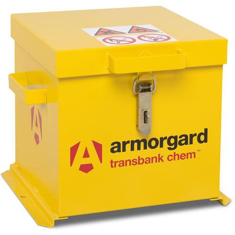 Image of Machine Mart Xtra Armorgard TRB1C TransBank Chem Chemical Transit Box
