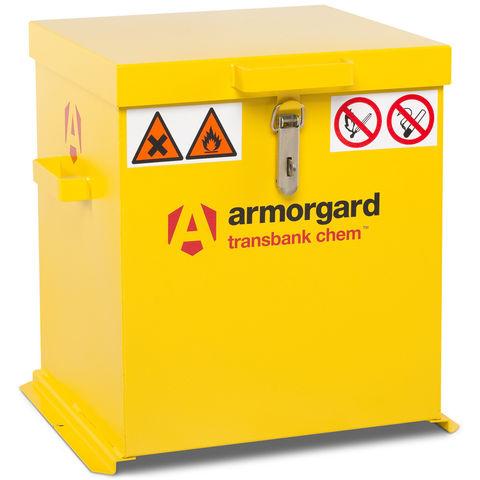 Image of Machine Mart Xtra Armorgard TRB2C TransBank Chem Chemical Transit Box