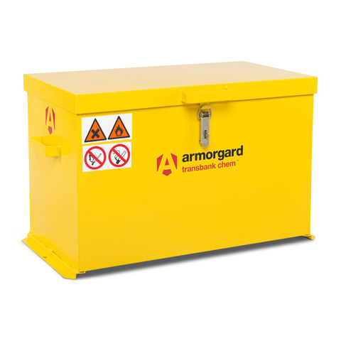 Image of Machine Mart Xtra Armorgard TRB4C TransBank Chem Chemical Transit Box