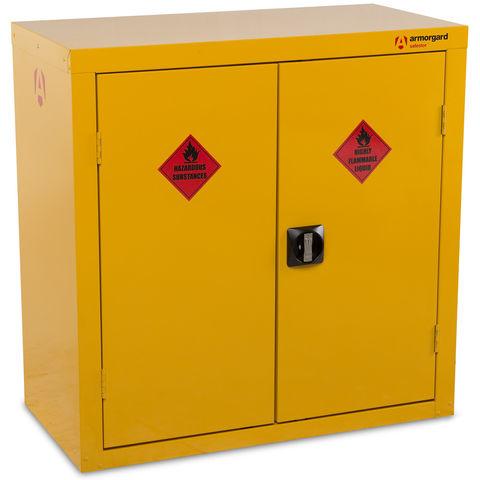 Image of Machine Mart Xtra Armorgard HFC3 SafeStor Hazardous Substance Cabinet