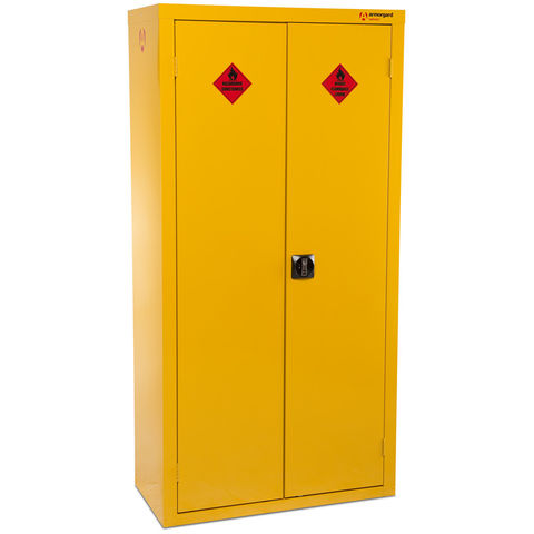 Image of Machine Mart Xtra Armorgard HFC7 SafeStor Hazardous Substance Cabinet
