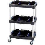 Draper 3 Tiered Workshop Tool Trolley