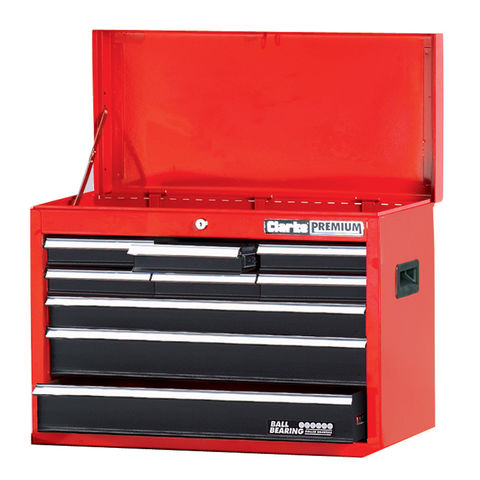 Image of Clarke Clarke CLB900 Premium 9 Drawer Tool Chest