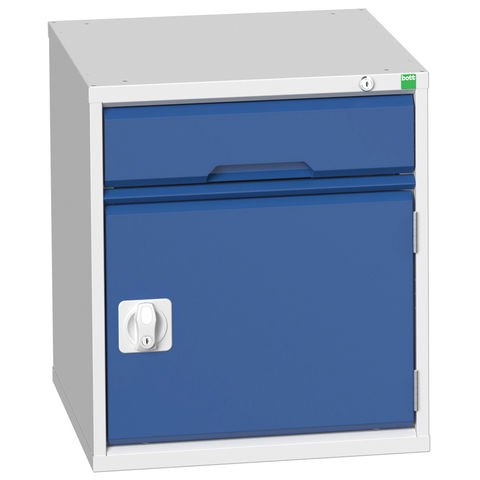 Image of Bott Bott Verso 1 Drawer Combination Cupboard 525x550x600mm