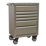 Sealey PTB67506SS Stainless Steel 6 Drawer Rollcab