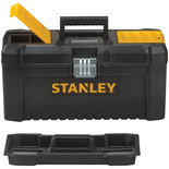 Stanley 16'' Essential Toolbox with Metal Latches