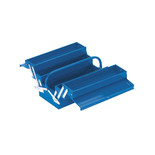 Draper Four Tray Cantilever Tool Box 430mm